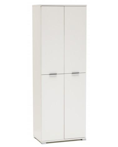 RD1618 Bianco armadio quattro ante